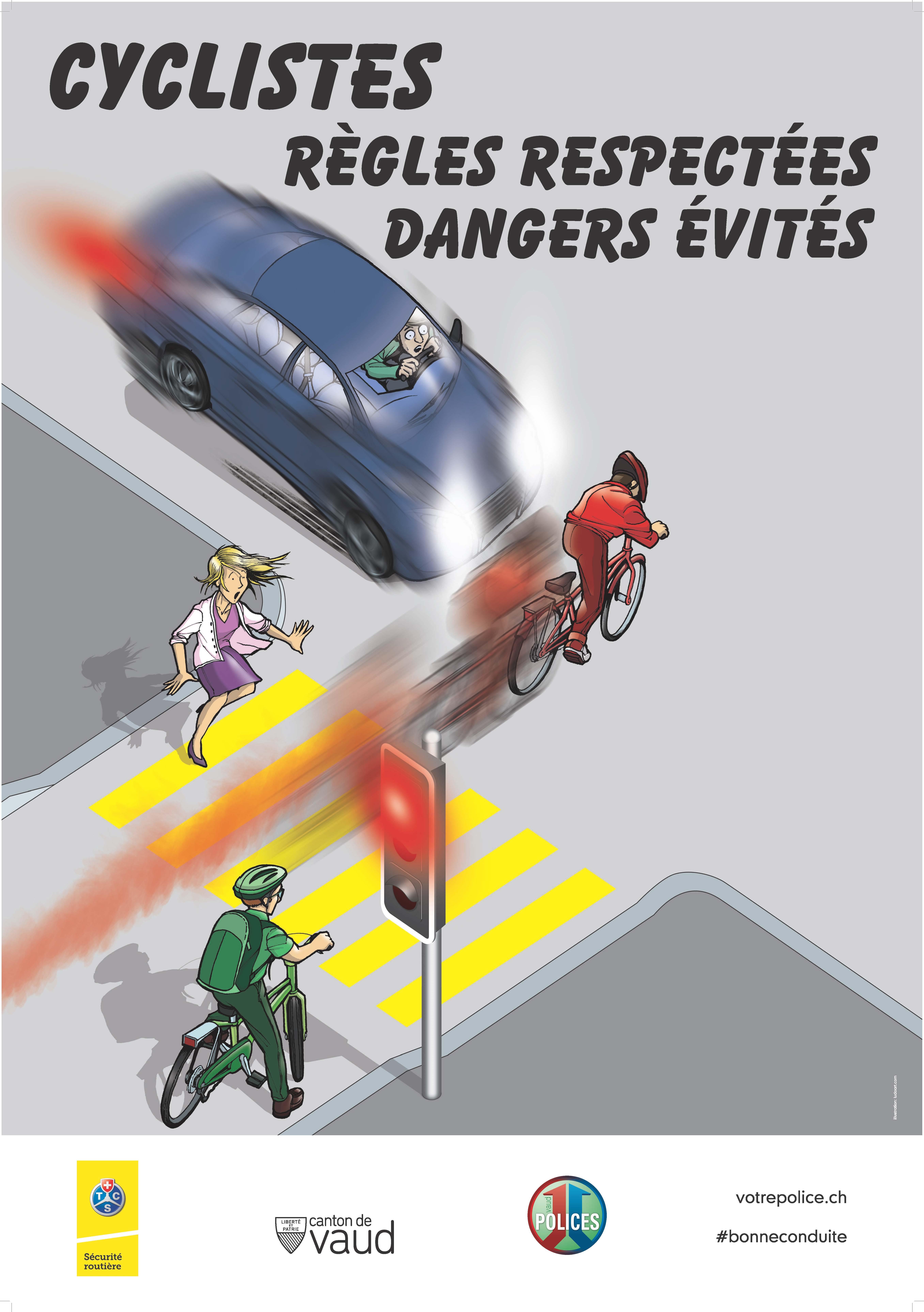 «Règles respectées, dangers évités!»