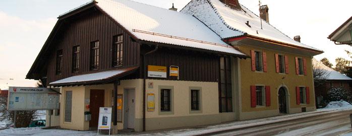 Collège de Prévonloup